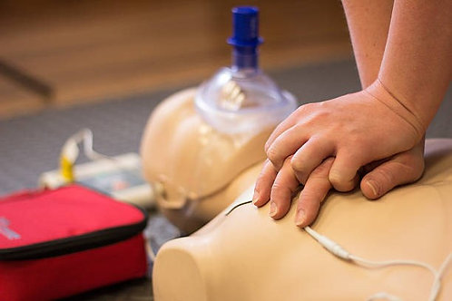 CPR/BLS and AED Level 2
