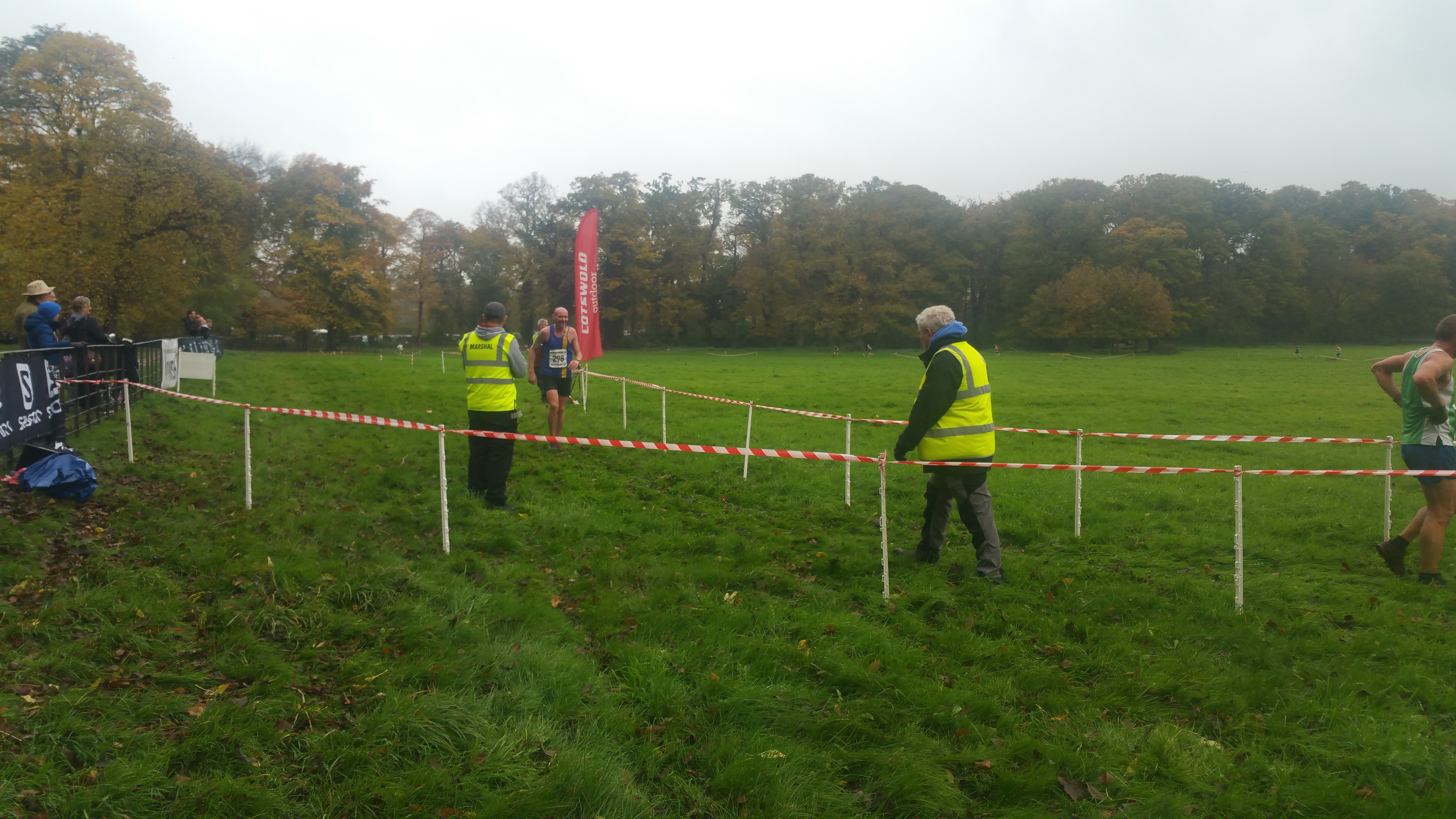 Medical Cover at Mad Jacks running Event Shrewsbury