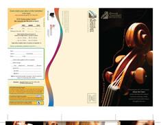 Cincinnati Chamber Orchestra brand development & print
