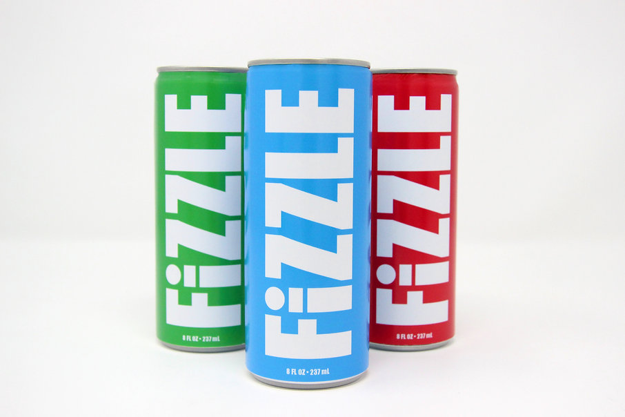Fizzle Flavored Seltzer