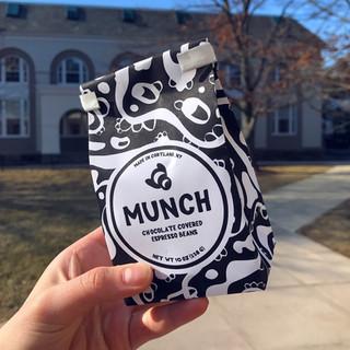 Munch Coffee Brand