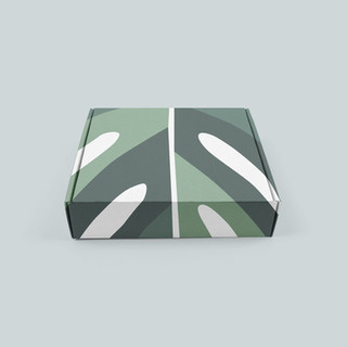 Rachel McNeil Design Packaging Mockup