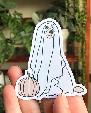 Ghost Dog Sticker.jpg