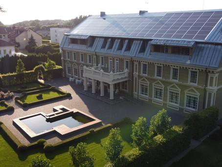 Paliekio palace