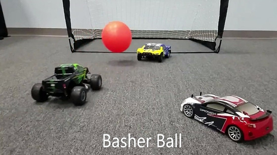 America's new favorite sport? Basher Ball Begins