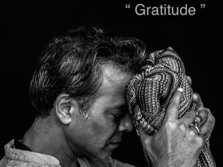Portfolio Uploads #1: Gratitude Meditation by Rajinder Singh
