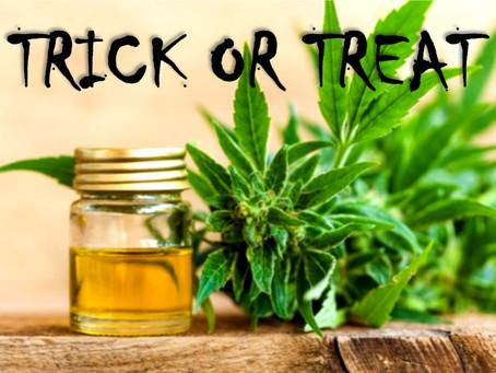 CBD OIL: Trick or Treat?
