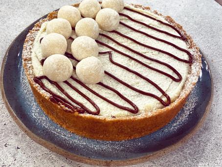 Torta de Chocolate e Leite Ninho