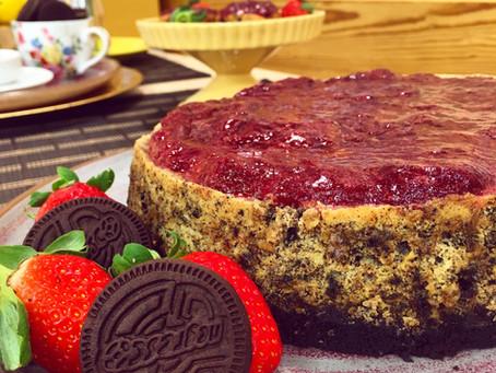 Cheesecake Cookies'n Cream
