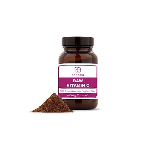Vitamina C Raw Endoca