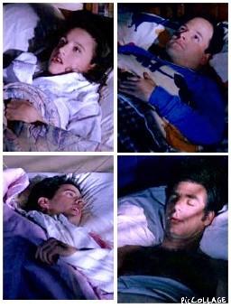 Seinfeld awake at night trying to sleep