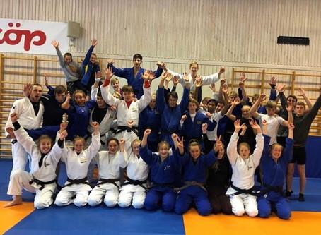 Judo skapar vinnare läger