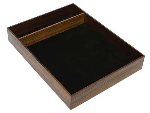 Walnut Tabletop Tabletop Dice Tray
