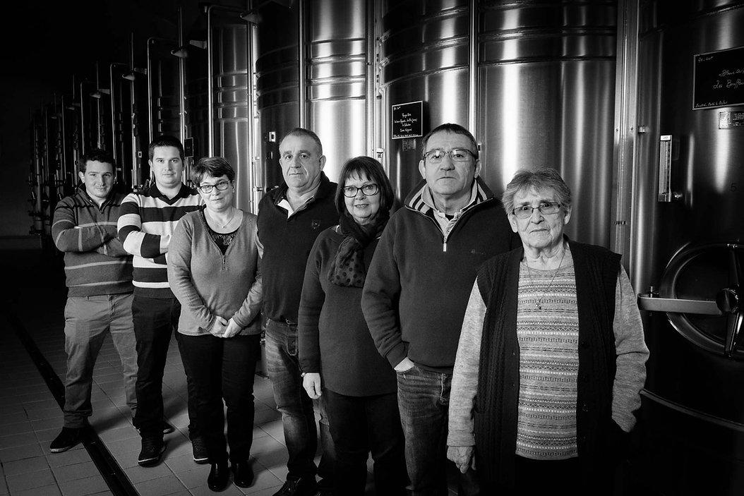 Vineyard Family Sancerre Roger Neveu white wine sauvignon estate