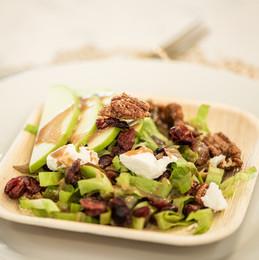 Goat Cheese & Apple Salad