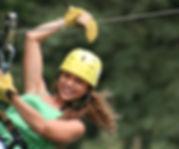 Ziplining, Puerto Viejo