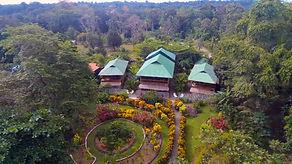 VS - drone view of Villas Serenidad comp