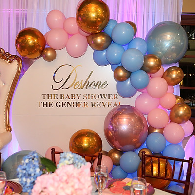 Deshone's Baby Shower