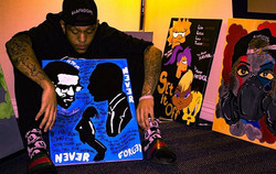 Lord Phly with Original Pieces (Sold)