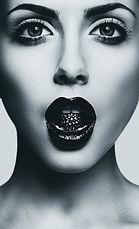 Modell spise diamanter