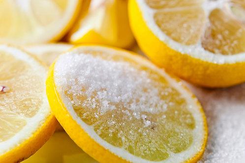 Lemon Sugar Body Oil