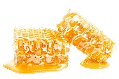 8 oz Honey Glaze Body Scrub