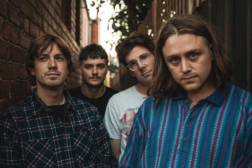 PLANET, band portrait