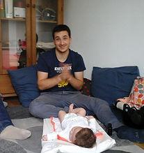 massage bébé Nantes