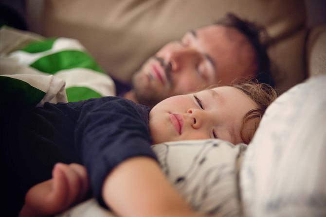 La sieste, un moment important pas toujours facile à mettre en place.