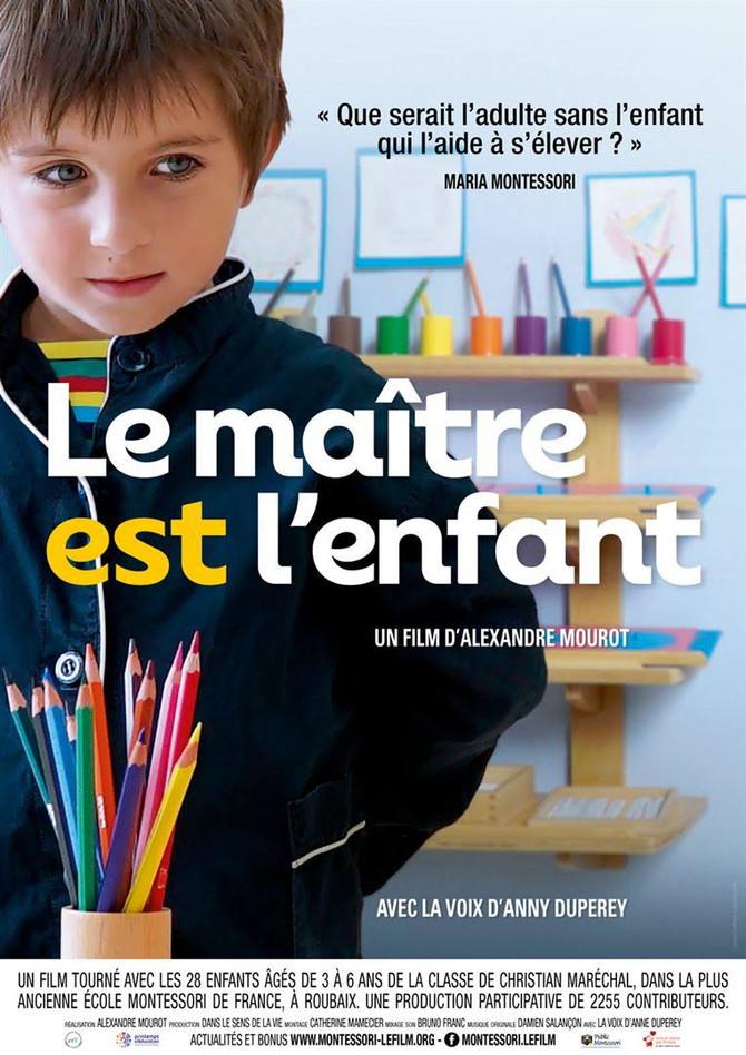 Et si Maria Montessori sauvait l'école  ....