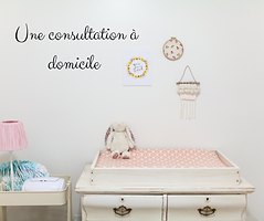 consultation à domicile pour les bébés.p