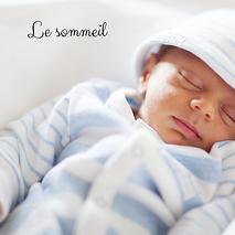 consultation sommeil des bébés et des enfants