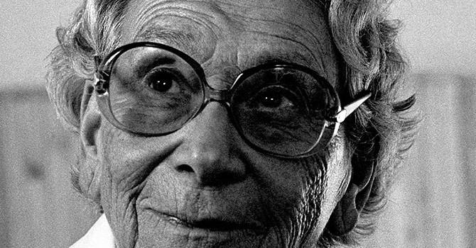 Emmi Pickler, une grande femme du 20e siècle....