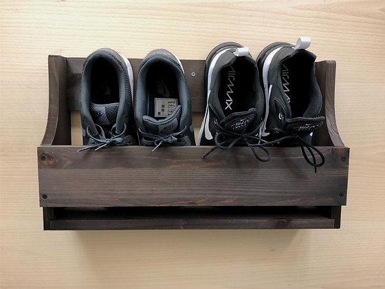 Wall Mounted Shoe Rack - 500mm