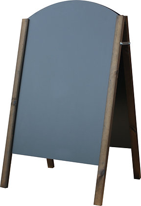 A-Board / Curved Top / Large