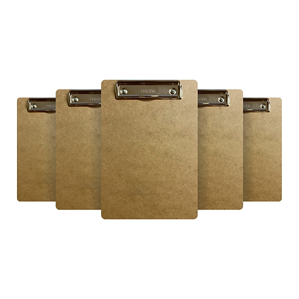 A5 Clipboards (5 Units)