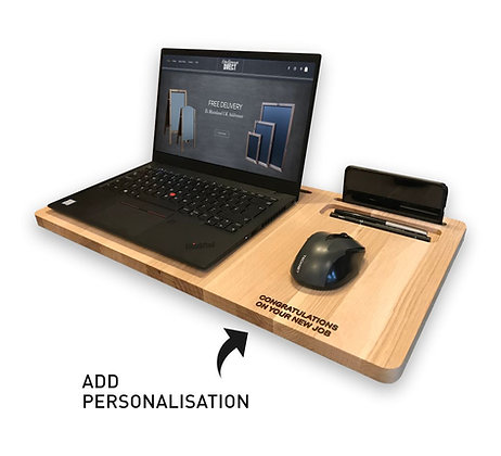 Portable Laptop Desk : Personalised