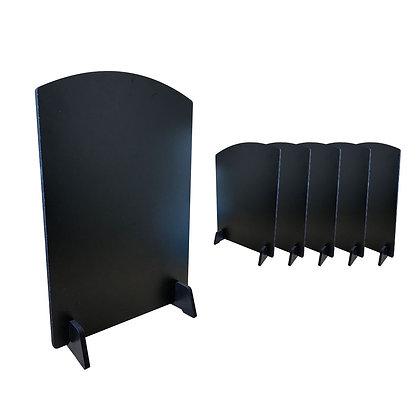 6 Units - A4 Table Chalker - No Hole