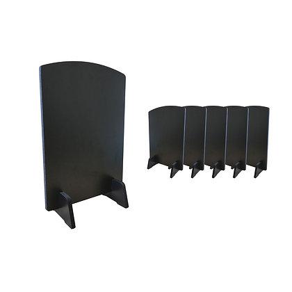 6 Units - A5 Table Chalker - No Hole