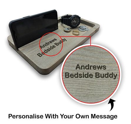 Bedside Buddy - Personalised