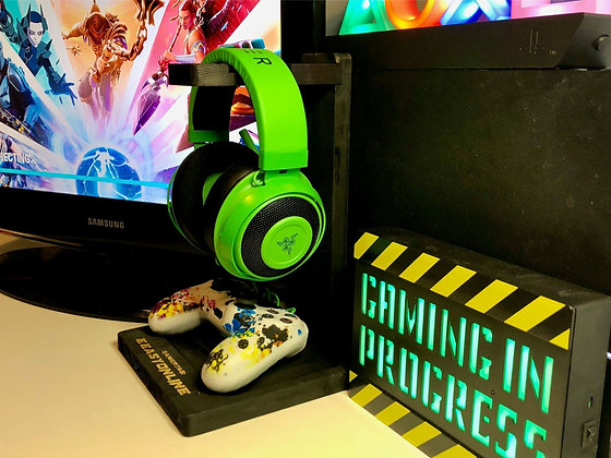 Headphone Stand - Personalised