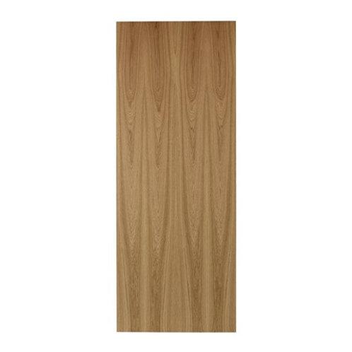 Blyton Oak Flush Veneered Pre-finished Door DIL18, Prices from