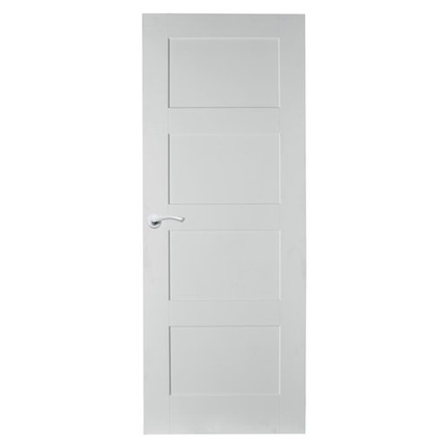 Shaker Smooth 4 Panel Moulded Door DIM10/DIM11, Prices from