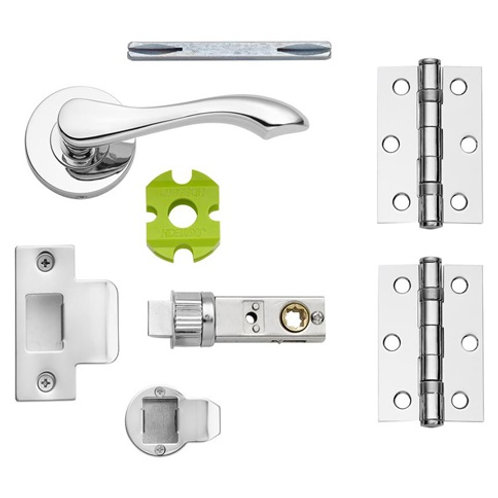 Fino Jigtech Rose Handle Latch Pack LAL1214