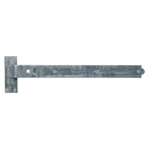"""Heavy duty galvanised hooks and bands gate hinge 24"""" HNG0110"""