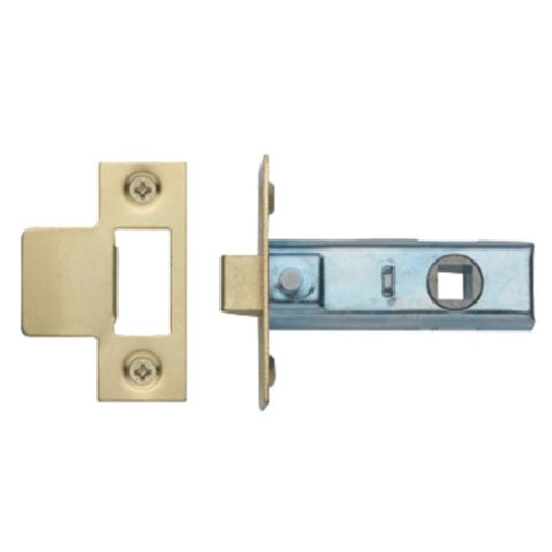 "Tubular Mortice Latch 2.5""/3"""