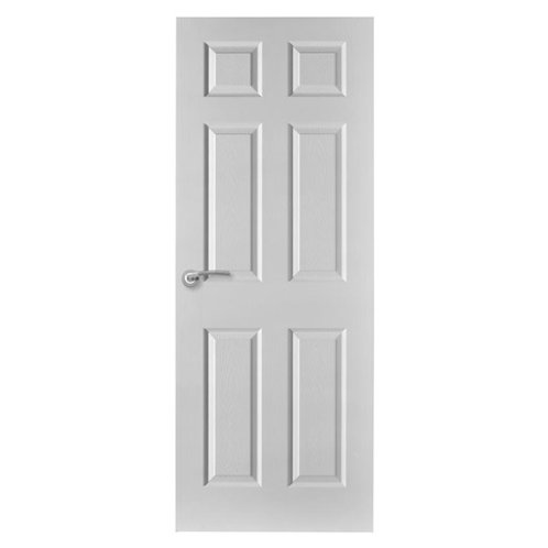 Colonial Pre-finished Grained 6 Panel Moulded Door DIM12/DIM15, Prices from
