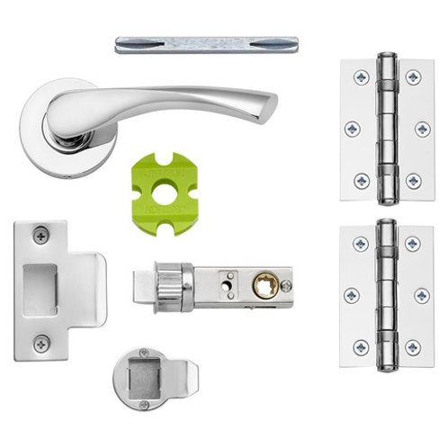 Sofia Jigtech Rose Handle Latch Pack LAL1212