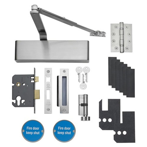 Commercial Fire-Rated Safety Packs FRP0305