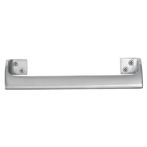 Cranked Pull Handle Aluminium DFU0144